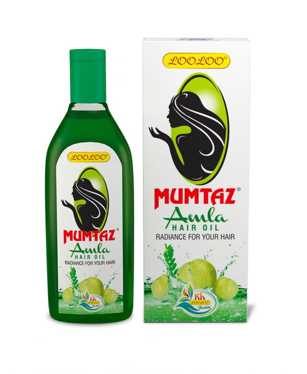 loolooherbal Hair care mumtaz amla 200ml
