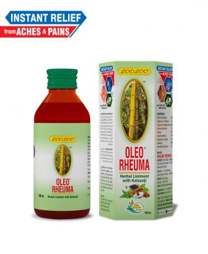 loolooherbal joint relief Oleo Rheuma 100ml