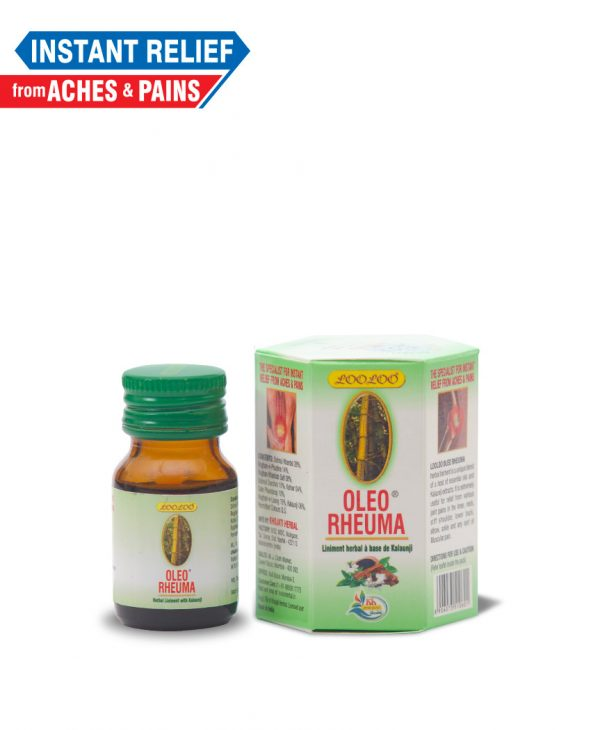 loolooherbal joint relief Oleo Rheuma 15ml