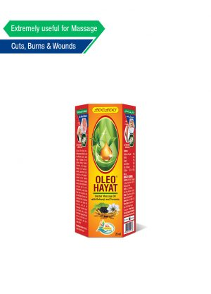Looloo hearble Oleo Hayat 25ml muscle relief